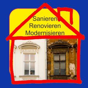 Sanieren Moderniesieren Renovieren
